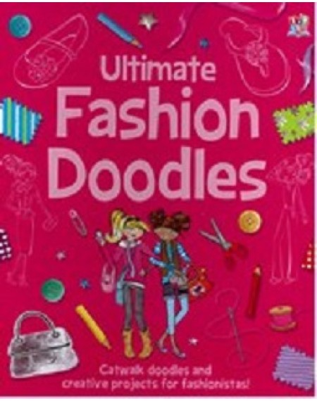 Activity Book: Ultimate Fashion Doodles