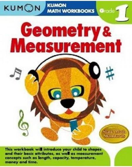 Geometry & Measurement Kumon Grade 1