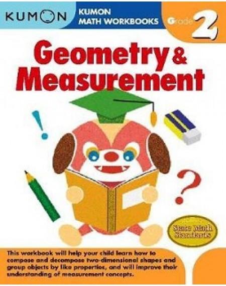 Geometry & Measurement Kumon Grade 2