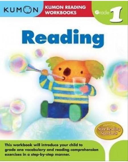 Grade 1 Reading Workbooks