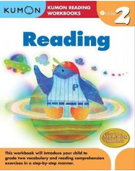 Grade 2 Reading Workbooks