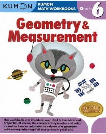 Geometry & Measurement Kumon Grade 6