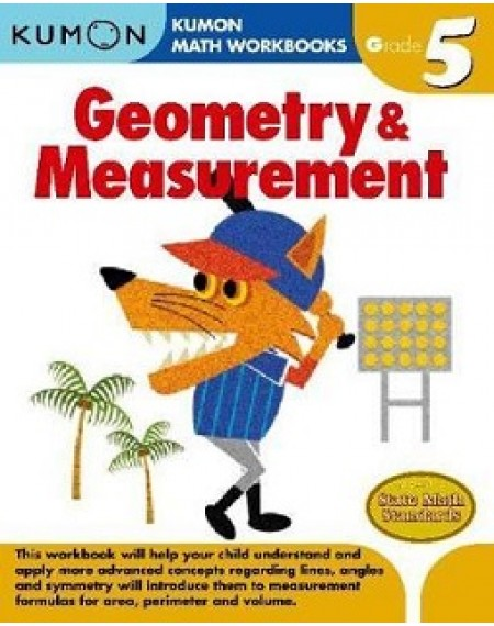 Geometry & Measurement Kumon Grade 5