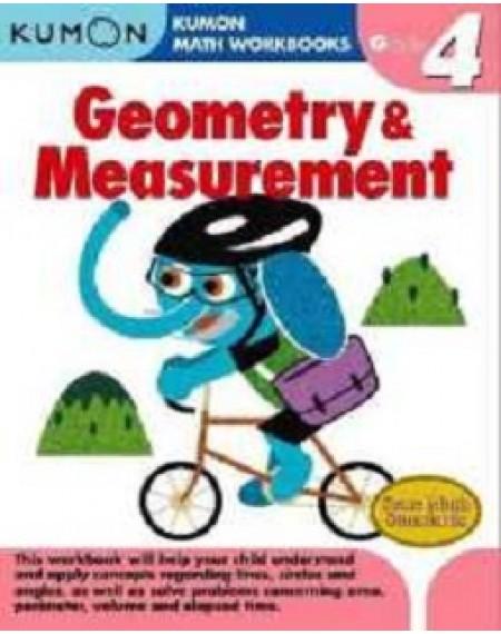 Geometry & Measurement Kumon Grade 4