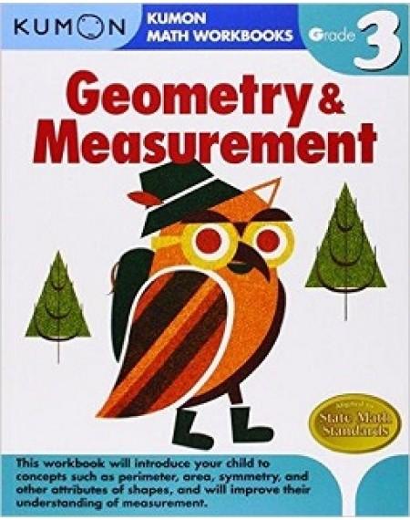 Geometry & Measurement Kumon Grade 3