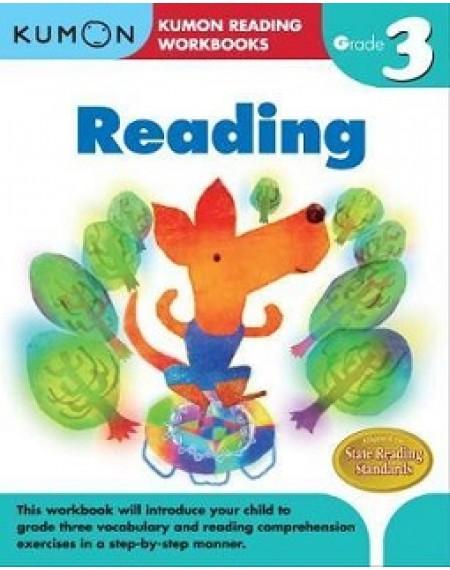 Grade 3 Reading Workbooks