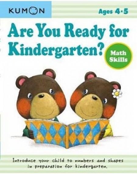 Are you Ready For Kindergarten ? Math Skills