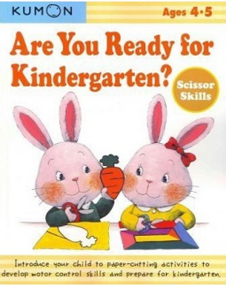 Are You Ready For Kindergarten ? Scissor Skills