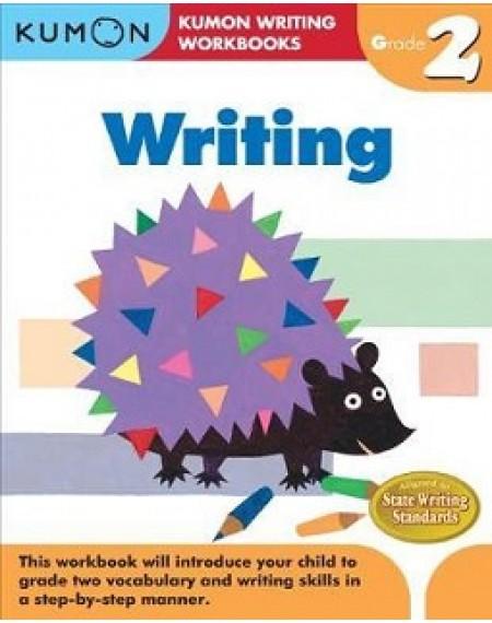 Grade 2 Writing Workbook