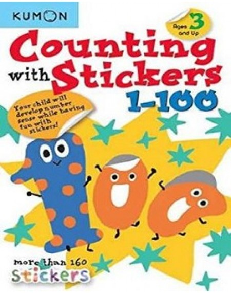 Counting With Stickers 1 - 100