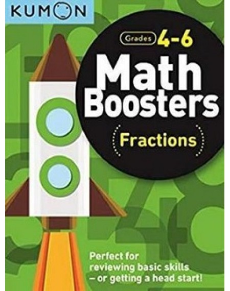 Math Boosters : Fractions