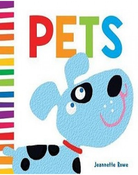 Baby Board Books: Pets