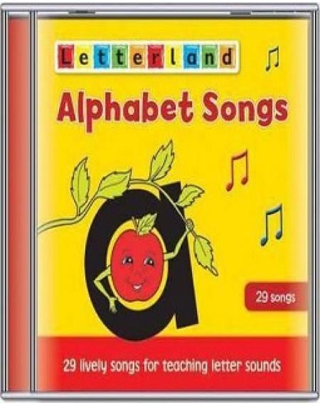 Alphabet Songs (CD)