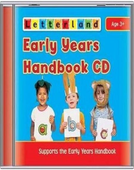 Early Years Handbook (CD)
