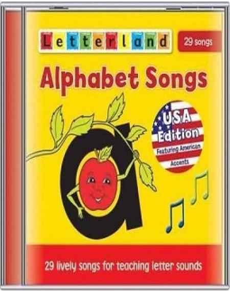 Alphabet Songs (CD) [USA Edition]