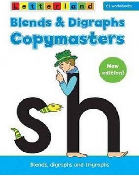 Blends & Digraphs Copymasters