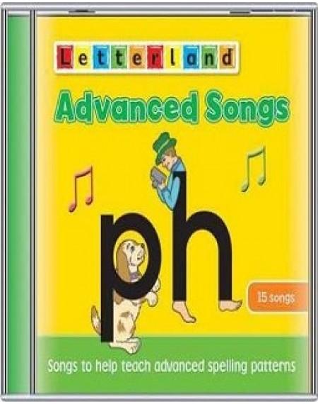 Advanced Songs (CD)