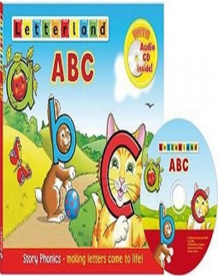 ABC (paperback + audiobook CD)