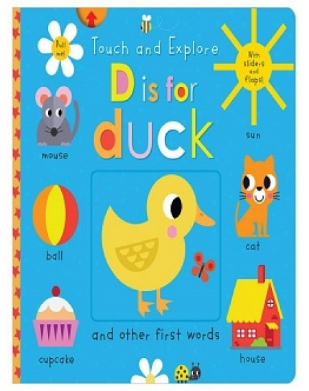 D Is For Duck BB With Sliders And Flaps