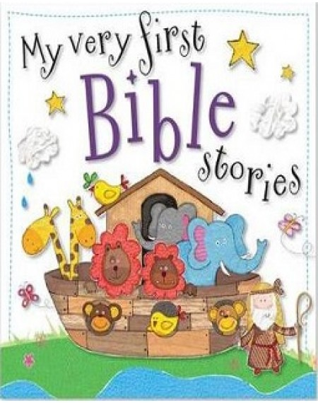 Temporarily Out Of Stock:My Very First Bible Stories