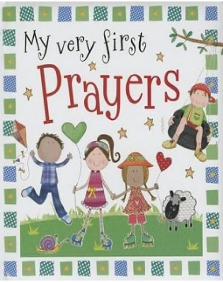 Temporarily Out Of Stock:My Very First Prayers