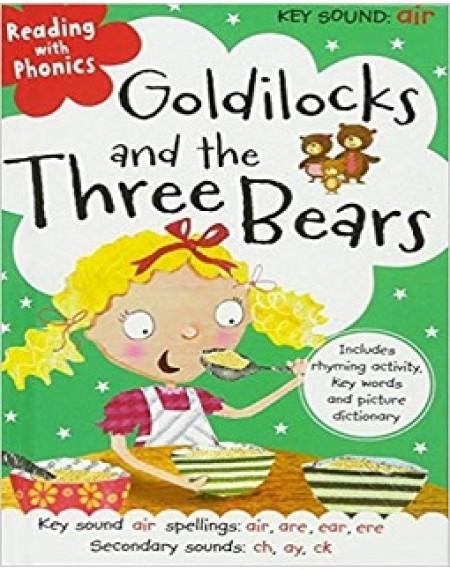 Phonics Readers Goldilocks and the Three Bears