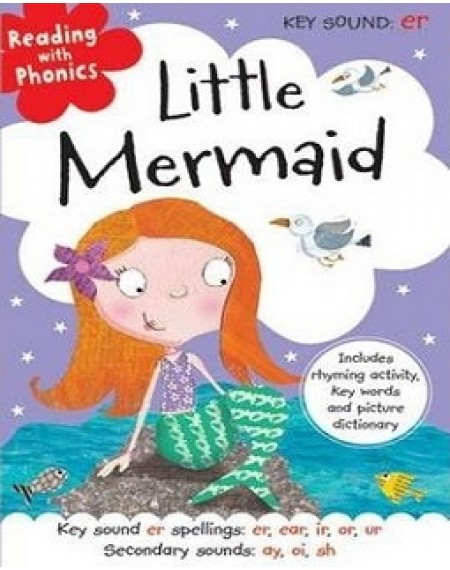 Phonics Readers Little Mermaid