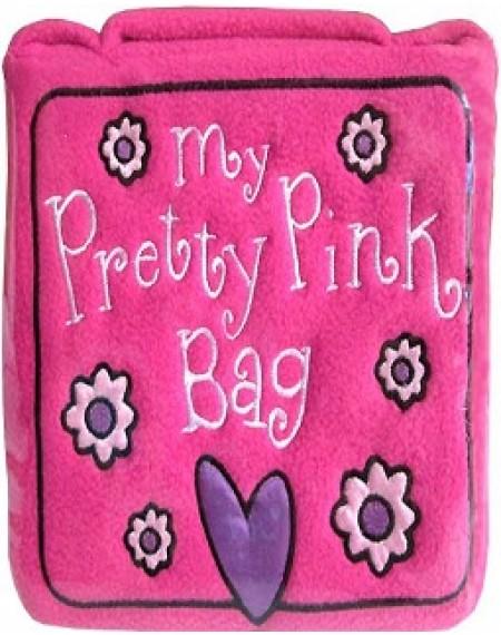 Cloth Book My Pretty Pink