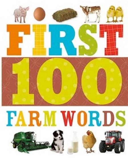First 100 Farm Words