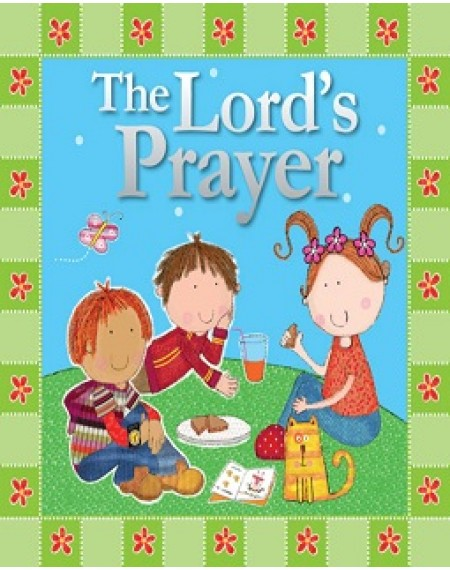 Board Book: The Lord's Prayer