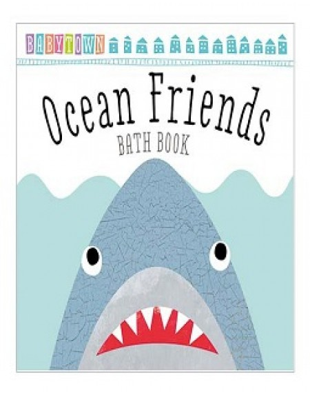 Babytown Ocean Friends Bath Book