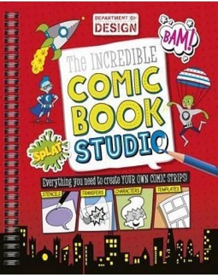 Incredible Comic Book Studio