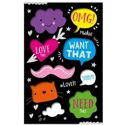 Stationary / Crafts / Stickers