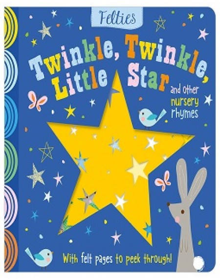 Felties Twinkler Twinkle Little Star And Other Nursery Rhymes
