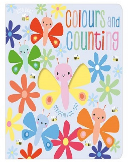 Busy Bees : COLOURS AND COUNTING
