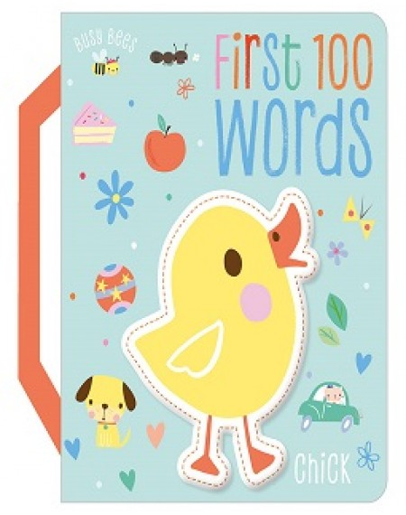 Busy Bees First 100 Wors Mini Padded