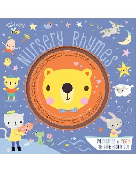 Busy Bess Nursery Rhymes Board Book