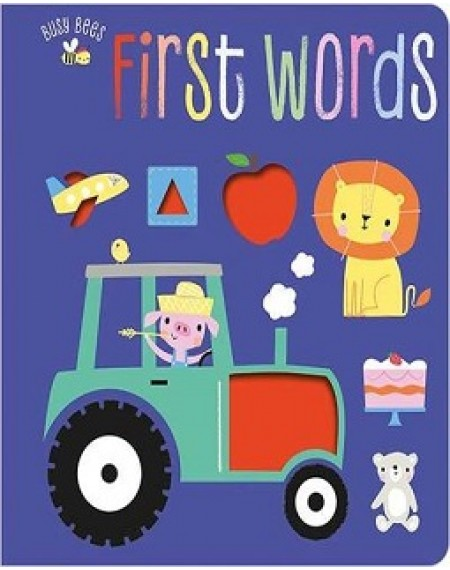 Busy Bees : FIRST WORDS