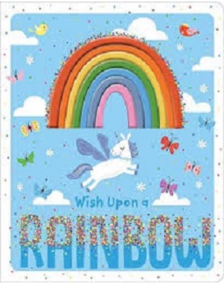 Board Book: Wish Upon A Rainbow