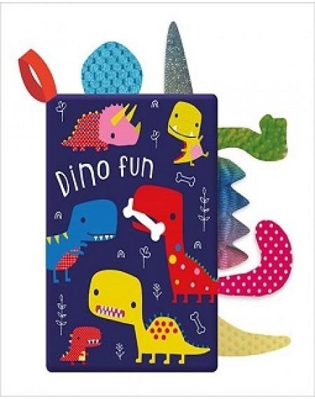 Cloth Book : Dino Fun