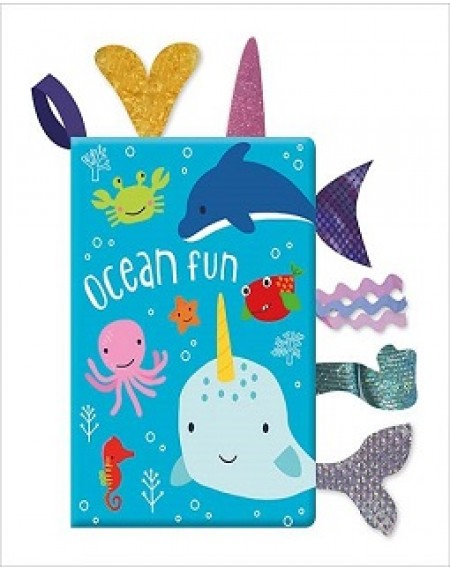 Cloth Book : Ocean Fun