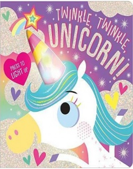 Board book: Twinkle Twinkle Unicorn