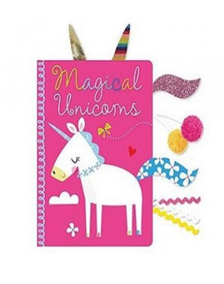 Board Book Magical Unicorns
