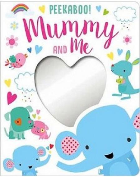 Board Book Peekaboo! I Love You,Mum