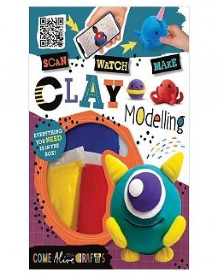 Come Alive : Clay Modelling