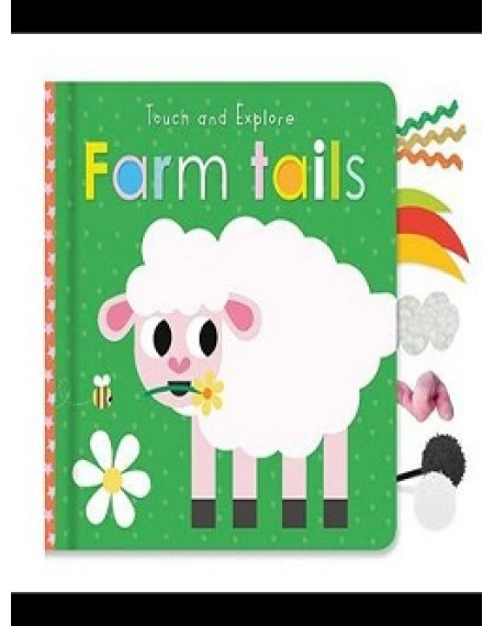 Farm Tails Cased BB With 5 Fabric Tails
