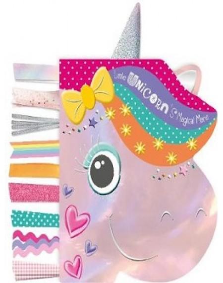 Little Unicorn's Magical Mane
