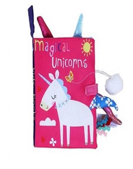 Cloth Book : Unicorn Fun