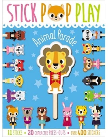 Stick Pop Play Animal Parade