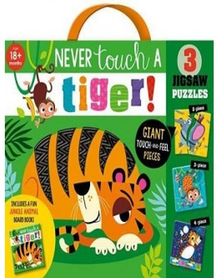 Never Touch a Tiger Jigsaw